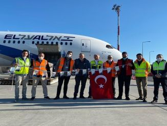 Israeli airlines El Al began to re-turkiyeye end