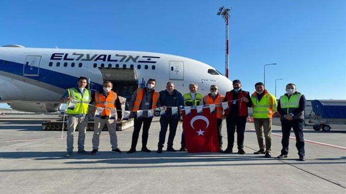 Israeli airlines El Al began to re-turkiyeye end