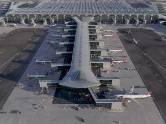 Профілактичне профілактичне періодичне обслуговування триває в аеропорту Стамбула