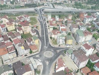 The street that connects Istanbul and Kocael has come to an end