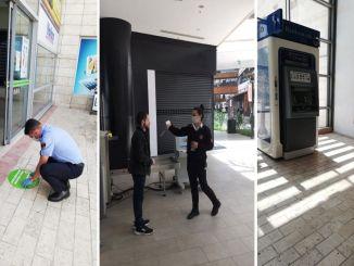 Indkøbscentre, der åbner i Izmir, overholder reglerne