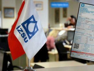 Rechnungsanträge wurden in İzmir gestartet