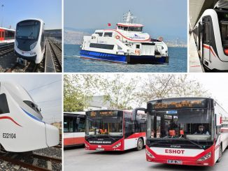 izmir eshot and subway schedules at the weekend in izmir