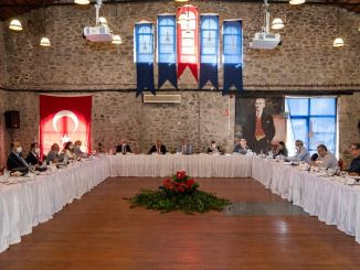 Syarikat yang memenuhi kriteria kebersihan di Izmir akan diberi penghargaan