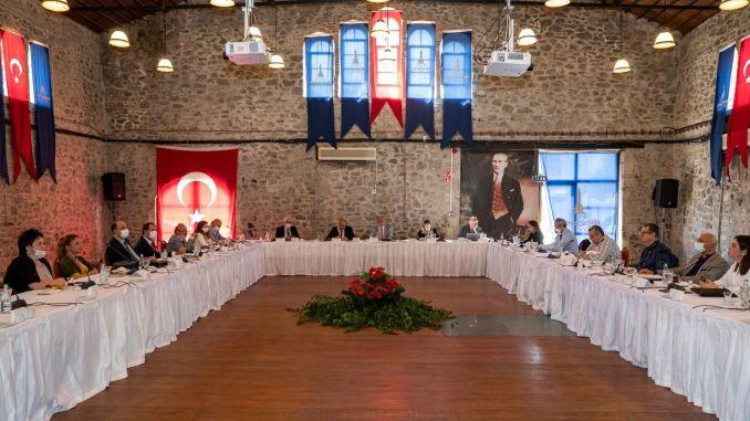 Perusahaan yang memenuhi kriteria kebersihan di Izmir akan diberikan