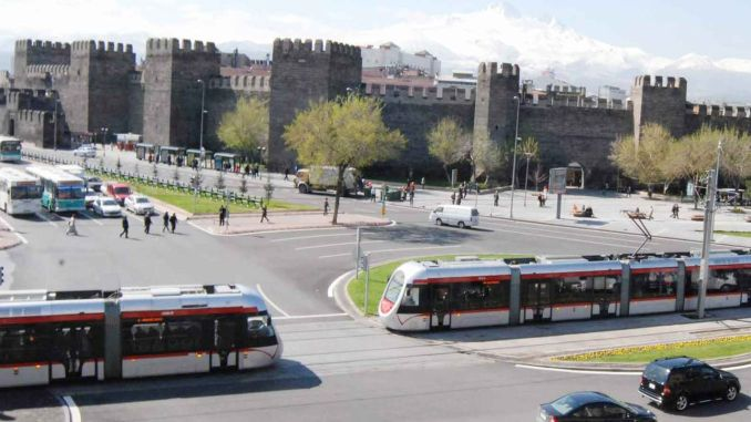 two tender heralds for kayseri transportation