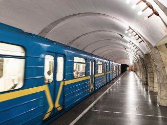 kiev metro started flights again after two months