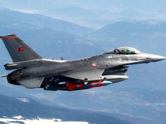 Precisie gudum-kit met laserzoeker-titel kwam in de inventaris van de Turkse luchtmacht