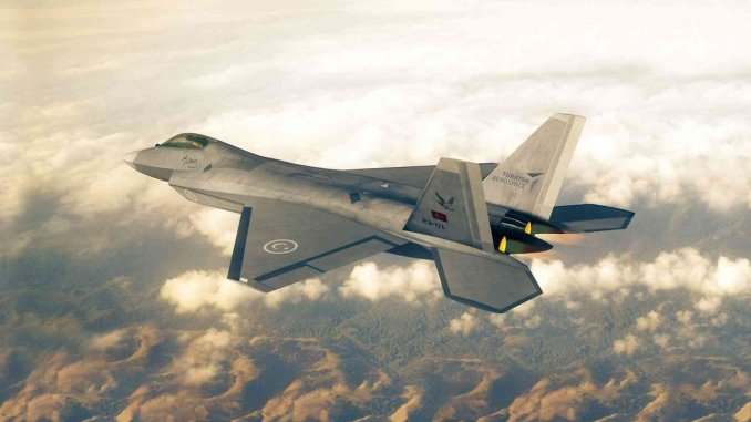 national combat aircraft will be developed in blocks