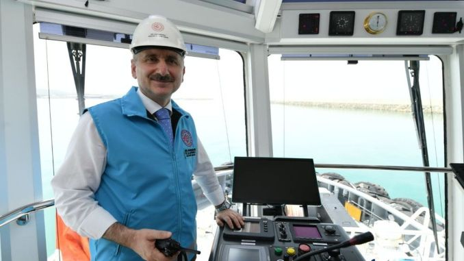 Commercial yacht activities will start in June as part of the normalization process.