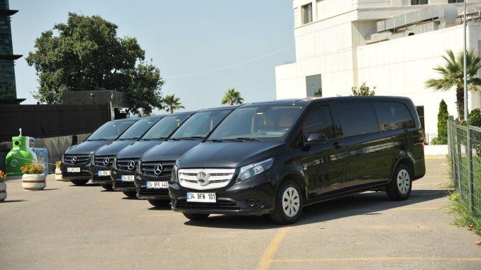 VIP transfer to bus price