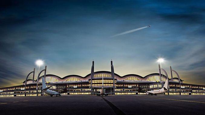 Η αντίστροφη μέτρηση για τις πτήσεις ξεκίνησε ξανά στο αεροδρόμιο Sabiha Gokcen