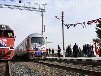 מסע הרכבת הראשון ייעשה לאחר חודשיים בין סם הלפ
