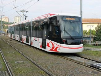 The first step in the process of normalization in Turkey is increasing tram services