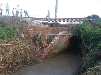 We are not aware of the condition of the confessions and culverts that are scary of tcdd