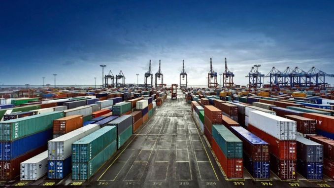 ministry of commerce announces export figures for april