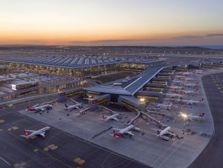 Airports turkey will be the first to be given Covidien certificate