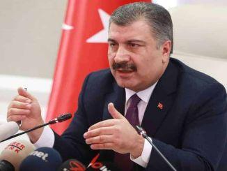 Ολοκλήρωσα την πρώτη μου θητεία στον αγώνα κατά του κοροναϊού Τουρκία