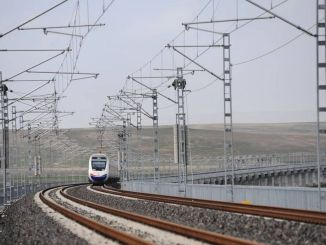 turkiyenin ta thousand kilometers of track length will pass