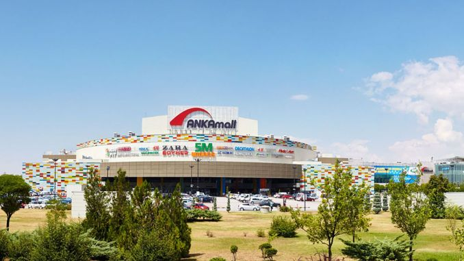 the biggest shopping centers in turkiyenin
