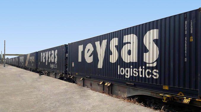 L-ewwel blokk tal-ferrovija ta 'l-esportazzjoni tat-turkiyenin huwa cikiyor