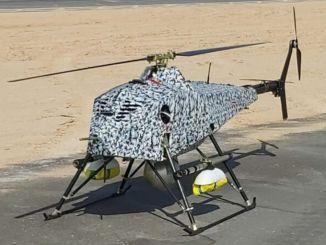 uavos го комплетира тестирањето на беспилотниот хеликоптер за испорака на товар