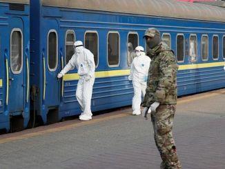 вазорати инфрасохтори украинӣ оғози мусофиркашонӣ мекунад