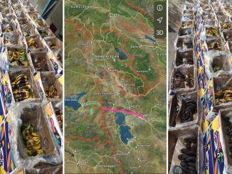 バンからイランに行く必要がある列車のときのバンダンクルドゥ
