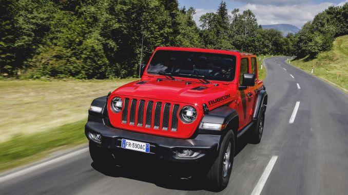 new jeep wrangler rubicon turkiyede