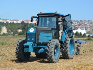 local and national electric tractor factory
