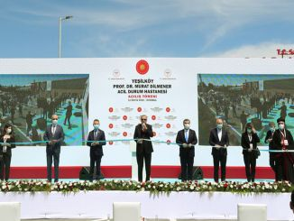 yesilkoy emergency hospital opened