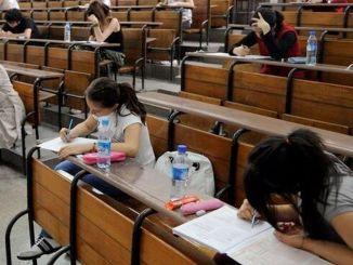 Studentiem, kuriem būs augsts, mayis nufus mudurleri ir atvērti