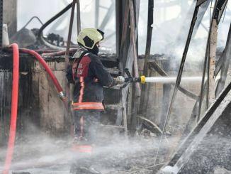 Ankara Buyuksehir Kommune bygger brandmænd