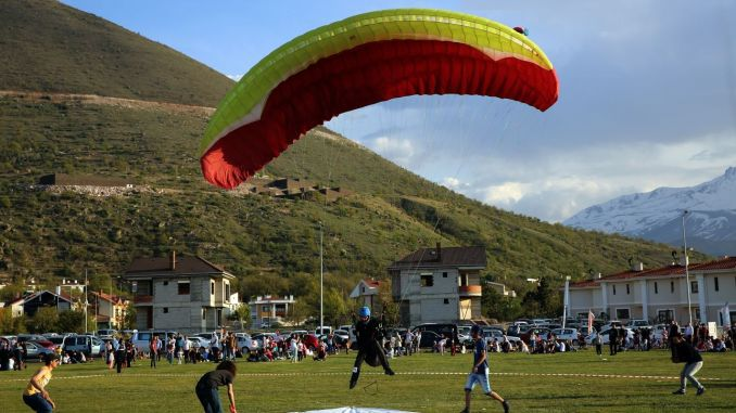 World Paragliding Target Championship