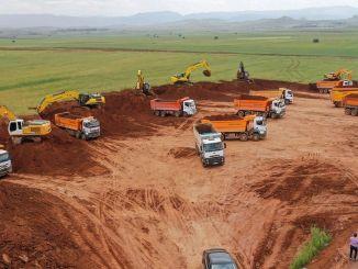 Sivas wird mit dem Logistikdorf zu einem Anziehungspunkt