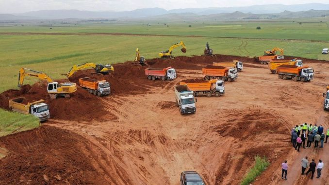 Sivas will become a center of attraction with logistics village