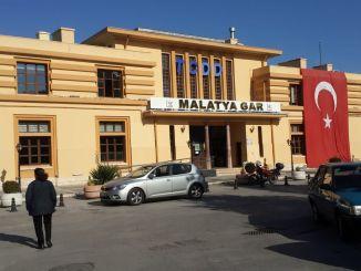 Станция Малатья DDY