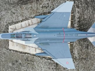 Rizeye F Phantom Fighter Aircraft lanceret