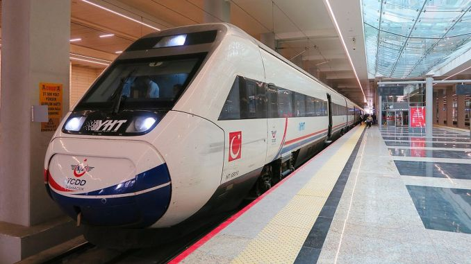 ankara eskisehir high speed train schedule current