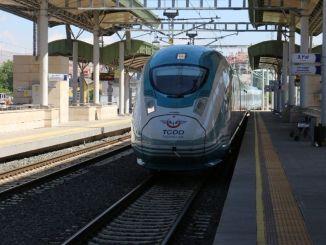 ankara konya high speed train schedule
