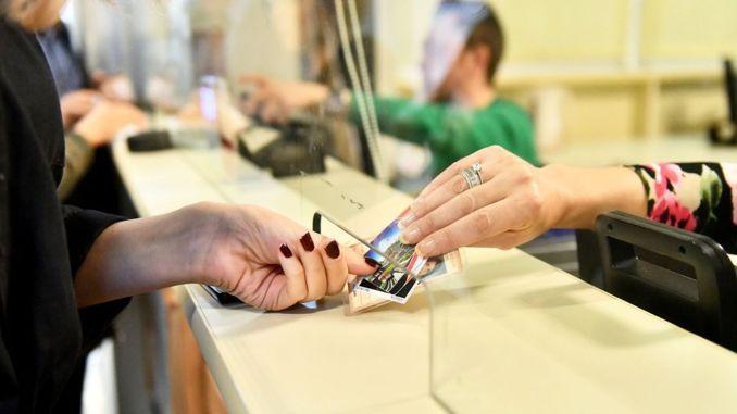 subscriber card balances returned to students in Ankara