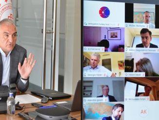 minister ersoy fortalte sikker turisme til eu-landene