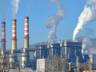 ministerial institution was granted temporary working license to the thermal power plant which was closed
