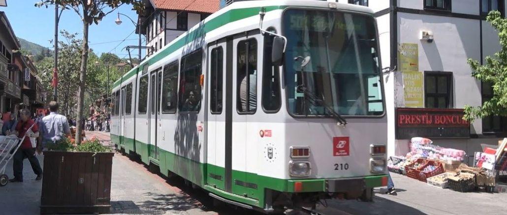 bursa t nostalji tramvay xəttinin qaldırılması gündəmdədir