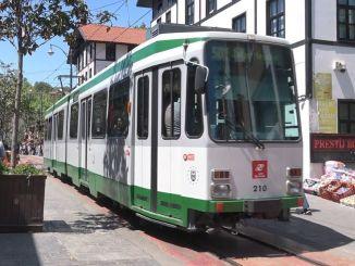"""į darbotvarkę įtrauktas nostalgiškos tramvajaus linijos """"bursa t"""" panaikinimas"""