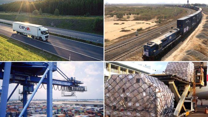 ceva logistics spreads to africa book