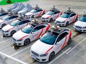 Den autonome køretøjsperiode begynder i