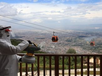 maritime cable car and bagbasi plateau opened to visitors