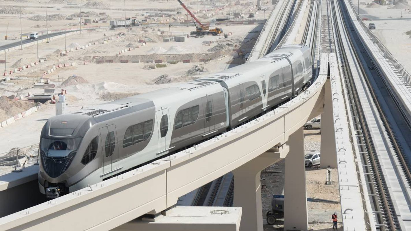 doha metro will raise the world cup