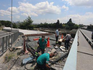 New Overpass is Being Made in Edirnekapı
